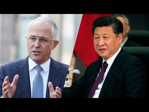 Australia-China Relations: Three Things to Know