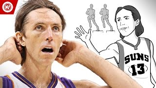 Steve Nash: Draw My Life