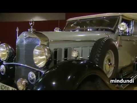 Mercedes G4 (W31) Rolls Royce Phantom IV, Cadillac 1940, Hispano Suiza. Los coches de Franco