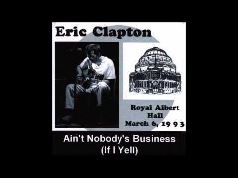 Eric Clapton - Meet Me Down At The Bottom - Live At RAH 6 Mar 1993