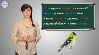 Русский 4 Правописание Ь после шипящин на конце существительных