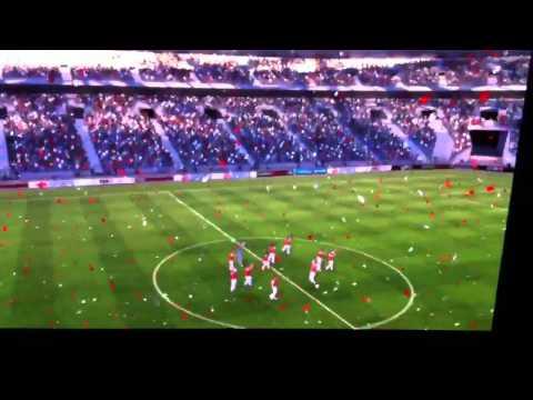 FIFA 11 FA Cup final celebration [HD]