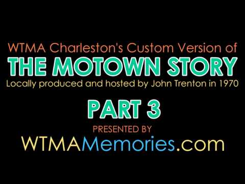 WTMA: The Motown Story (1970) Part 3