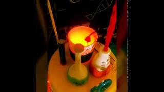 Science cake