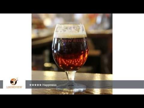 New Belgium Brewing Co. Globe Beer Glass - 16 oz | Review/Test