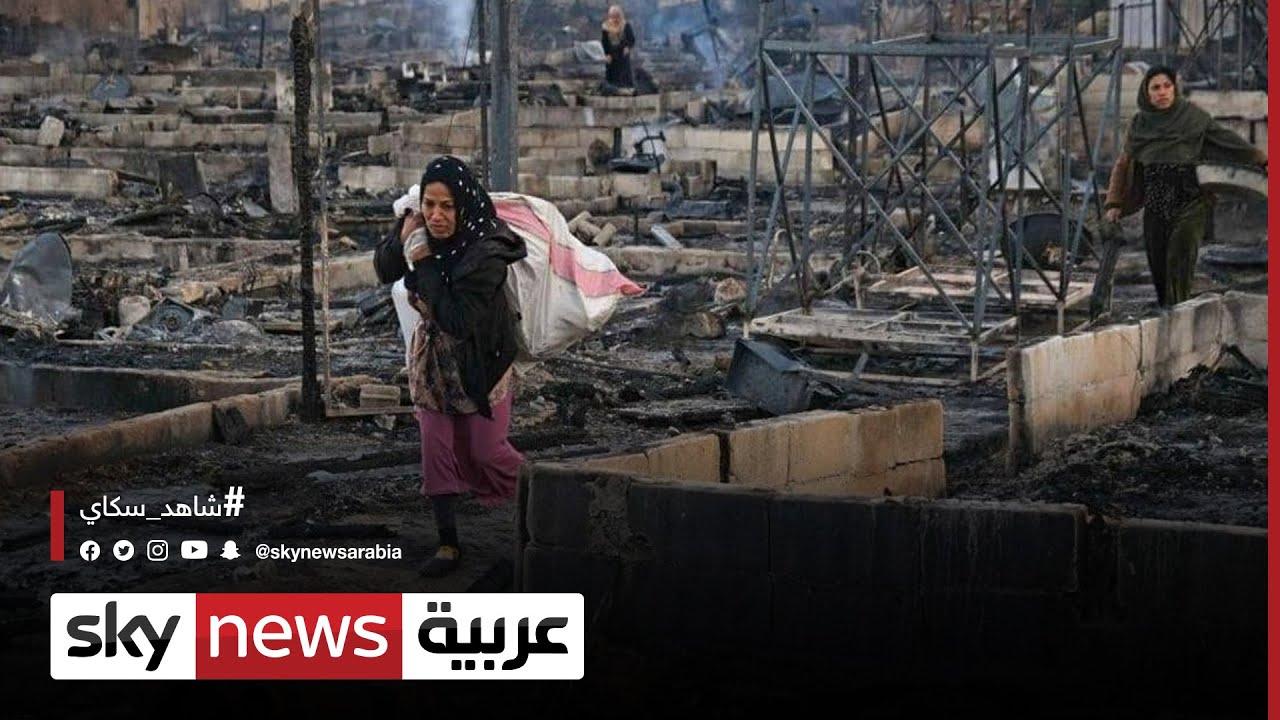 العراق..سلطات إقليم كردستان تقرر الإبقاء على مخيمات اللاجئين  - نشر قبل 4 ساعة