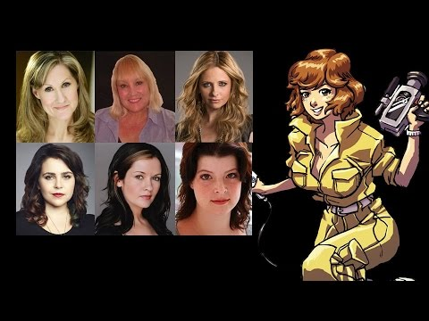 Comparing The Voices - April O'Neil