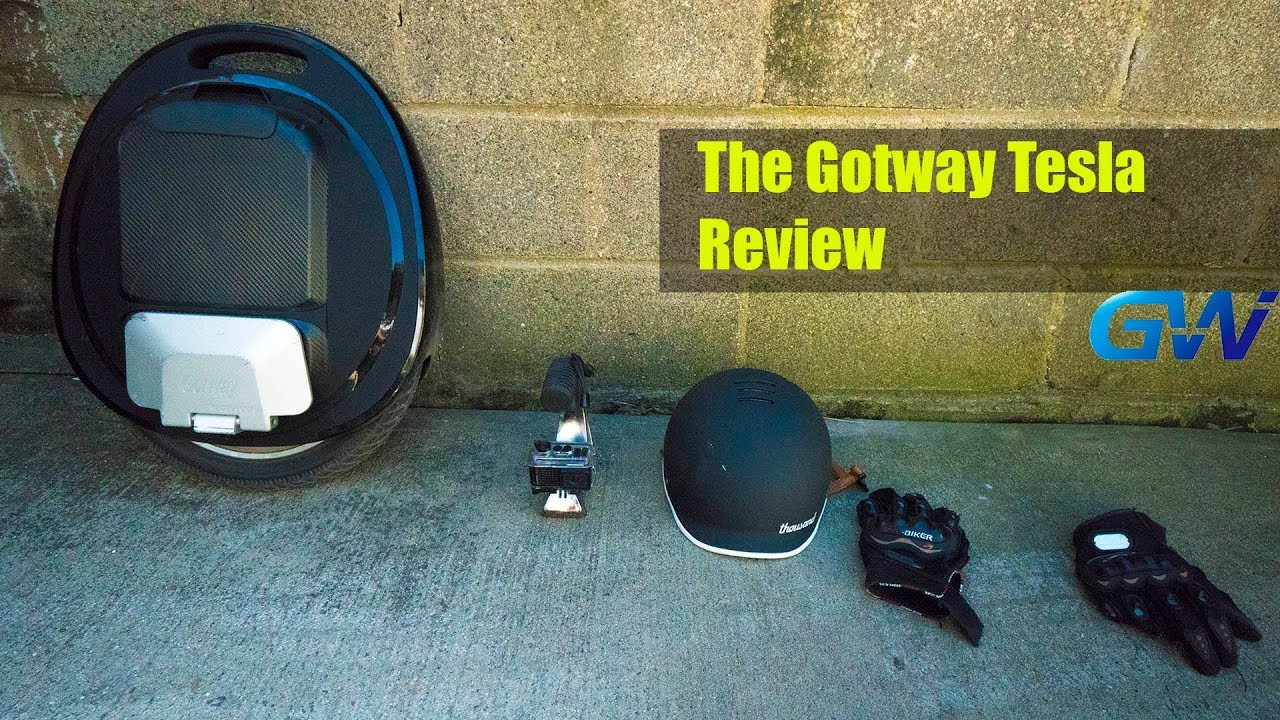 The Gotway Tesla Review with speed test!