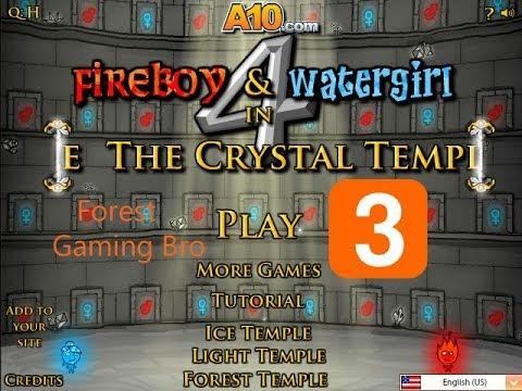 Fire Boy & Water Girl Ep3