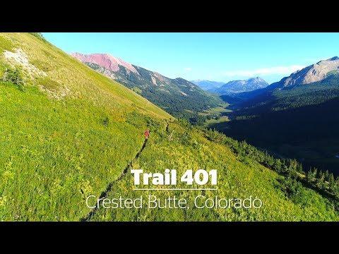 Trail 401 - Crested Butte, Colorado