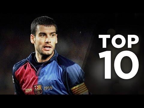 10 Forgotten Football Superstars!