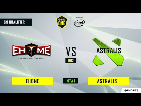 EHOME vs Avengerls vod