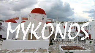 Mykonos in Winter: A Quiet Beauty