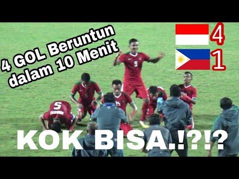Inilah satu kunci keAJAIBan timnas indonesia U19 | Suporter yang tak henti berteriak beri dukungan