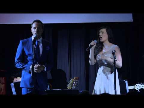 'Bonsoir' sung by Daniel Koek and Charlotte Jaconelli