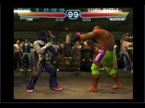 jin kazamas story Here is the extended version of jin kazama's theme  if you care about story in  any fighting game, or at least the tekken lore, tekken 3 is.