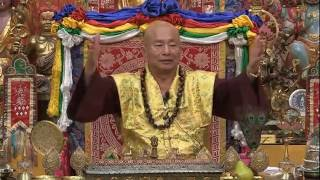 07/16/2016 Teachings of Lamdre by Grand Master Lu-Ling Shen Ching Tze Temple