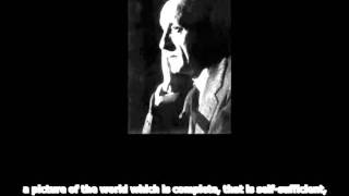 Merleau-Ponty - The World of Perception and the World of Science (English Subtitles) Thumbnail