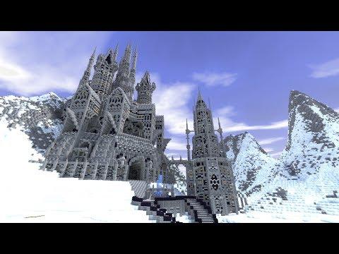 Minecraft Castle Schematics on