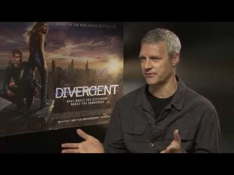 Neil Burger Interview - Divergent Mp3