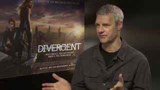 Neil Burger Interview - Divergent