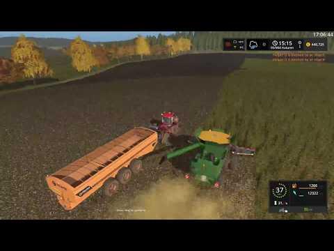Farming Simulator 17 Timelapse #94   South Mountain Creamery. thumbnail