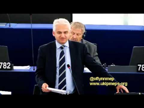 The world's least economically dynamic continent - UKIP MEP Patrick O'Flynn