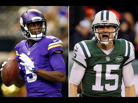 Teddy Bridgewater VS Josh McCown ?