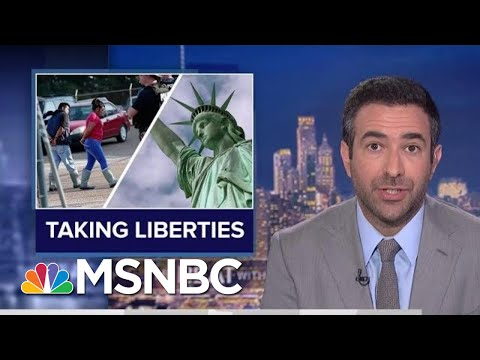 President Donald Trump Sued For Targeting Legal Immigrants   The Beat With Ari Melber   MSNBC