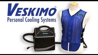 Personal Microclimate Body Cooling Vest - Veskimo Personal Cooling Systems