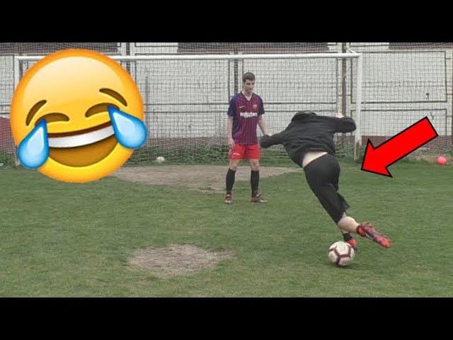 Futbalové NÁJAZDY na Brankára! w/FiFqo, Crafák, Chipy