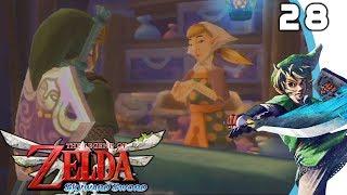 [WT] The Legend Of Zelda, Skyward Sword #28 [100%]