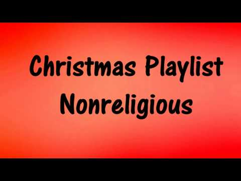 CHRISTMAS Playlist - Nonreligious Holiday Music - 30 minutes 🎵