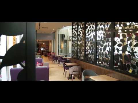 Costa Coffee Nicosia Central Renovation 2015