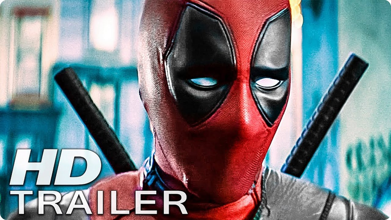 Deadpool Trailer Deutsch
