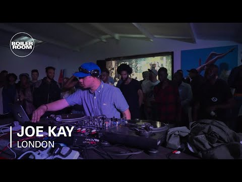 Joe Kay Boiler Room London DJ Set