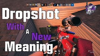 Dropshot With a New Meaning, Rainbow Six Siege