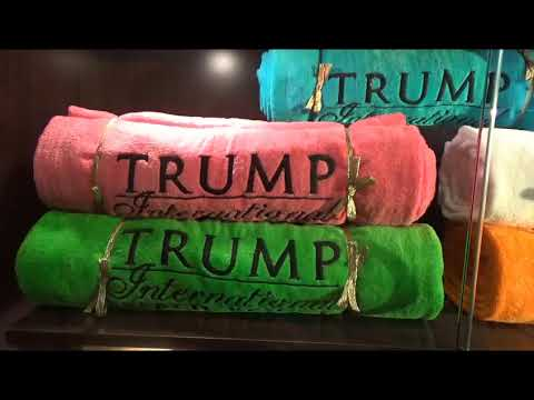 Trump International Hotel Tour (miami 2015 part 1)
