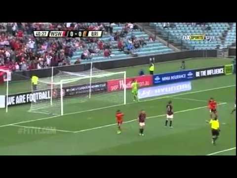 Youssouf Hersi Western Sydney Wanderers  2012/2013