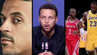 Matt Barnes says older players resent Steph Curry success