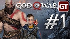 God of War PS4 Gameplay German #1 - Let's Play God of War 2018 Deutsch