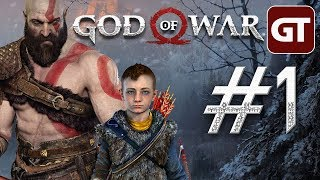 Thumbnail für das God of War Let's Play