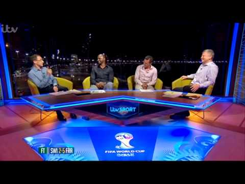Martin O'Neill Slaps Down Adrian Chiles