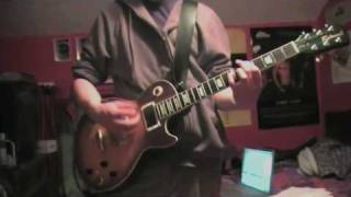 Addicted to Love - Robert Palmer (guitar cover)