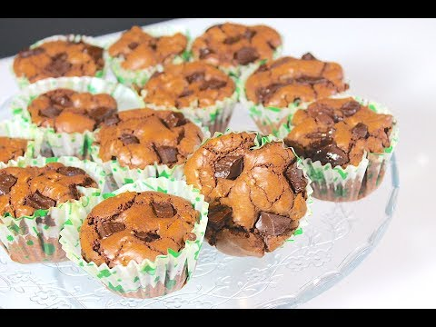 recette-muffins-facon-brownies