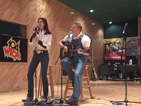 Joey + Rory - Cheater Cheater - Live Acoustic