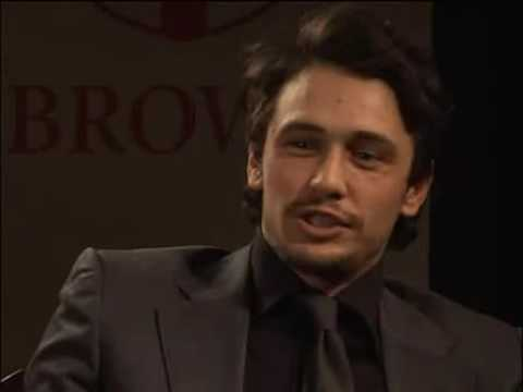 Charlie Rose Intimate interview with James Franco-Charlie Rose .flv