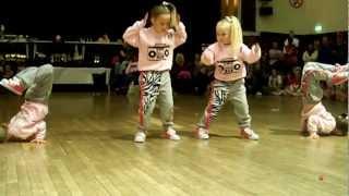 BoomBox Babies at Essex Street Dance championships - U8s BEG - 7/10/2012