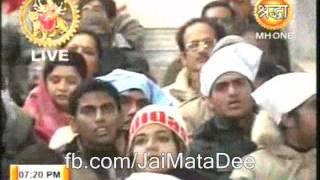 MaaVaishnoDevi Bhent 5 -Saj-Dhaj kar Bethi Maa