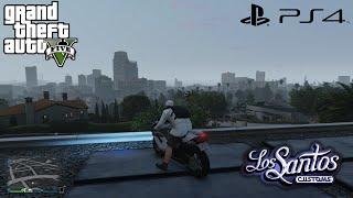 GTA 5 - Open Lobby Racing - PS4 Livestream